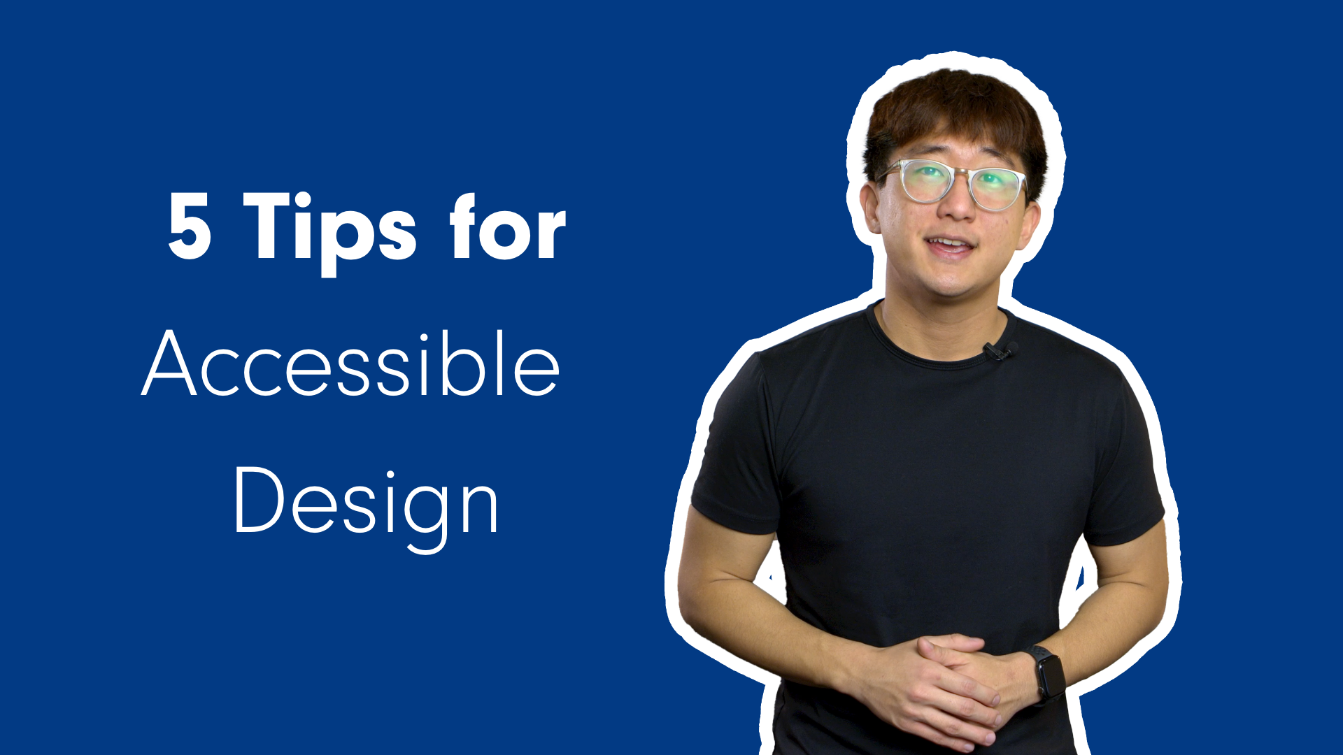 5 Tips to Help Make Your Designs More Accessible