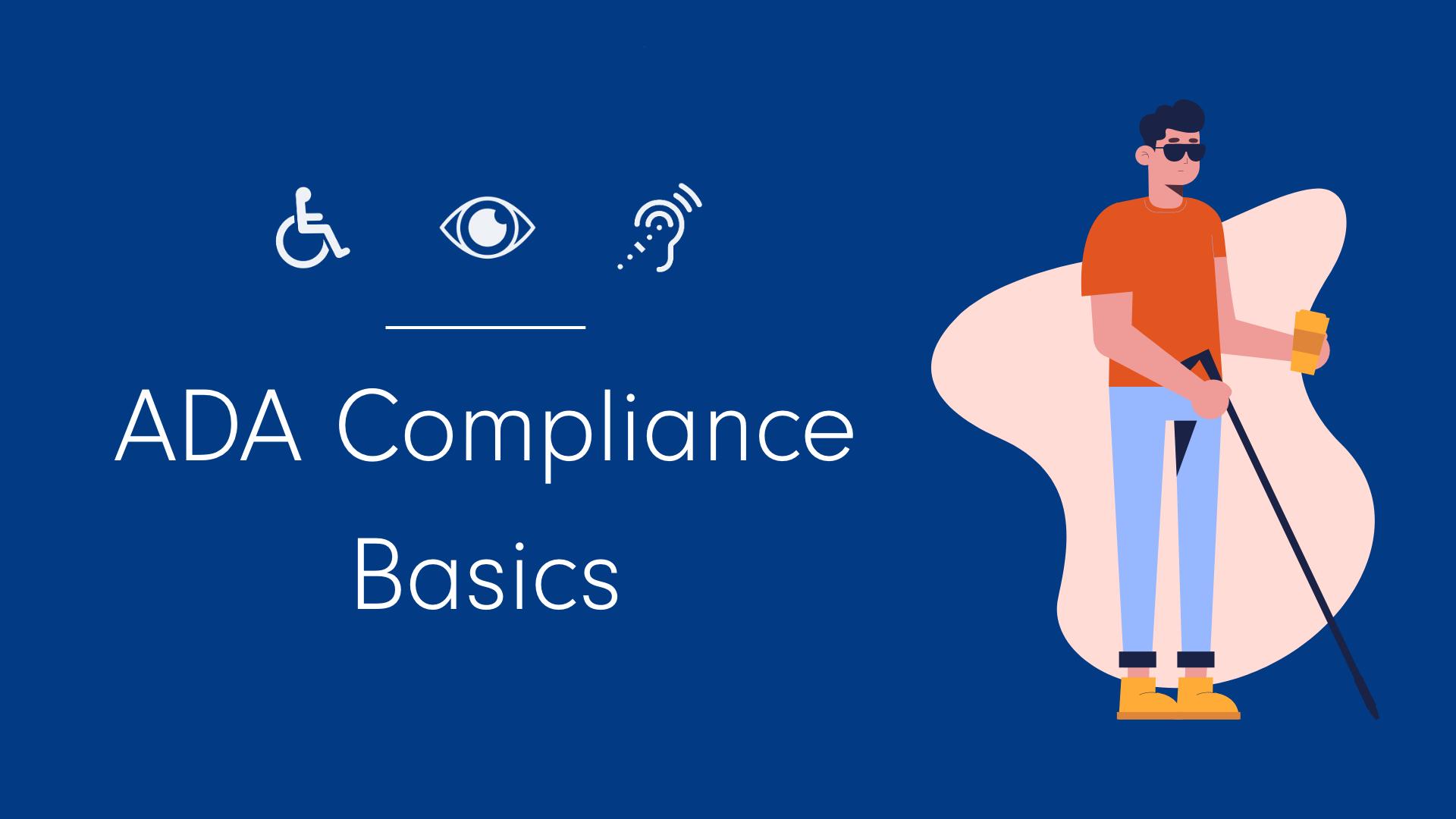ADA Compliance Basics - Aria Labels, Color Contrast, Hover & Focus, Duplicate Link Text