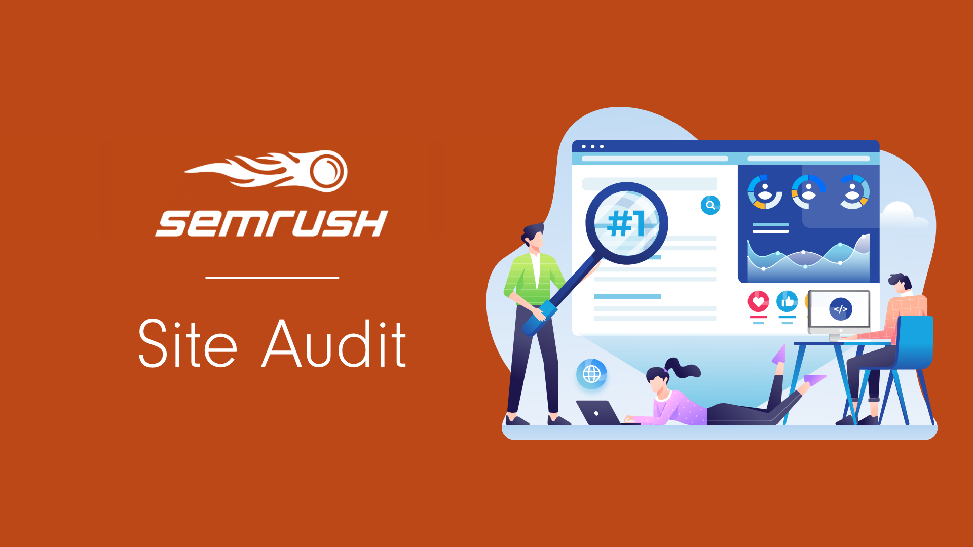 Running an SEMRush Site Audit