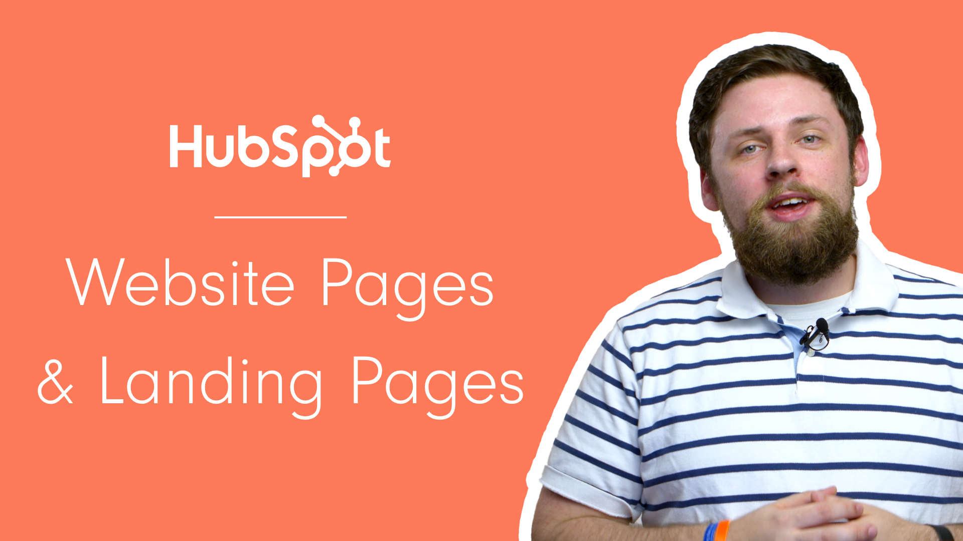 How To Build HubSpot Landing and Website Pages